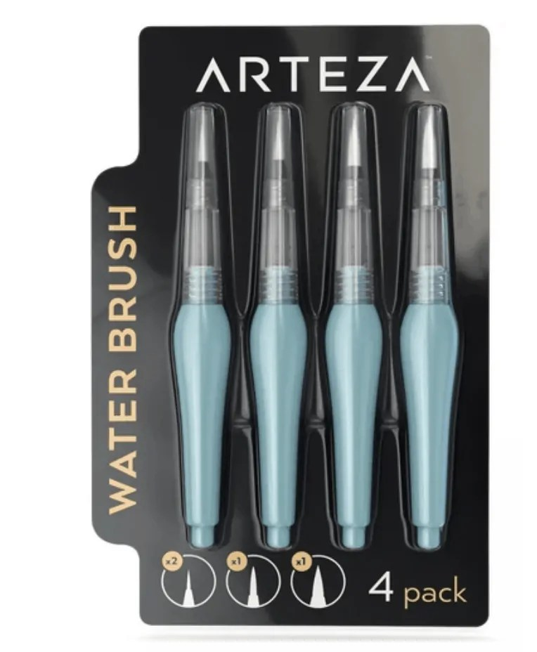 water brush for beginners