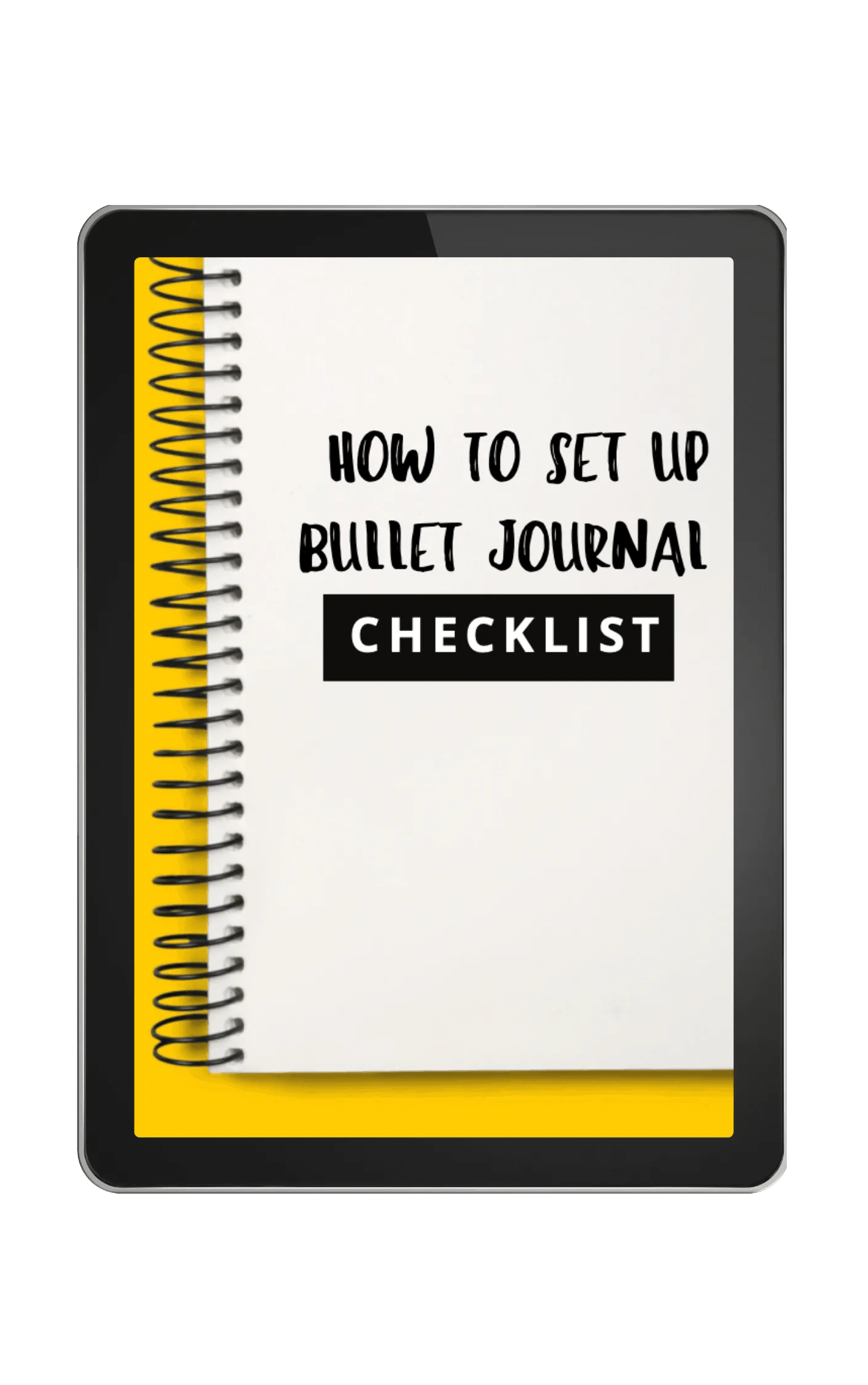 Bullet Journal Cheatsheet