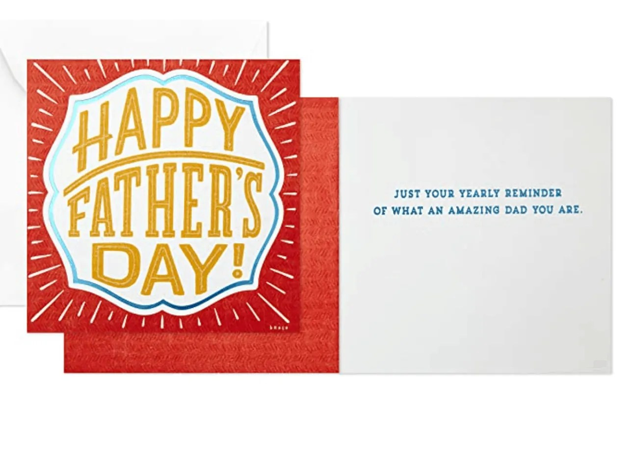 10 Father's Day cards to give your dad 1