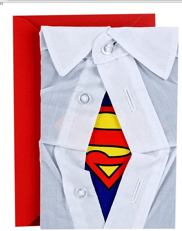 superman gift card