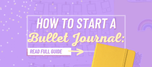 how to start a bullet journal 5
