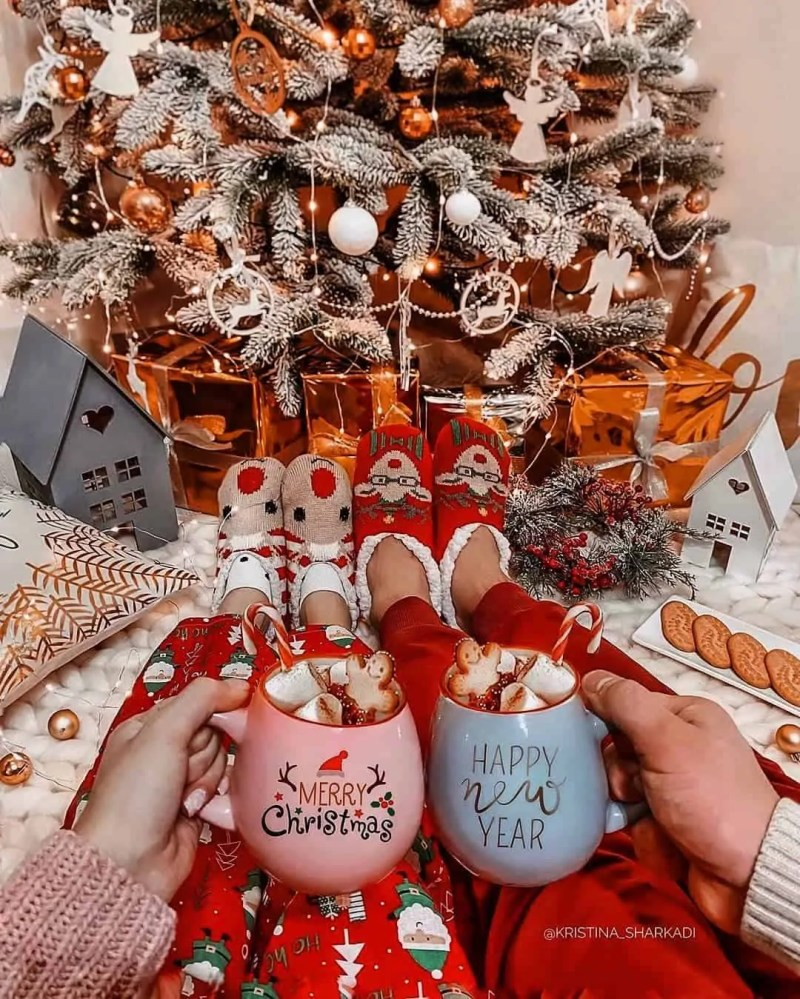 30 Christmas Aesthetic Images you must see: WARNING you will get Christmas mood INSTANTLY! 141