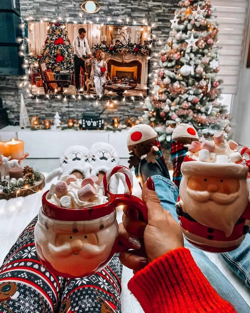30 Christmas Aesthetic Images you must see: WARNING you will get Christmas mood INSTANTLY! 133