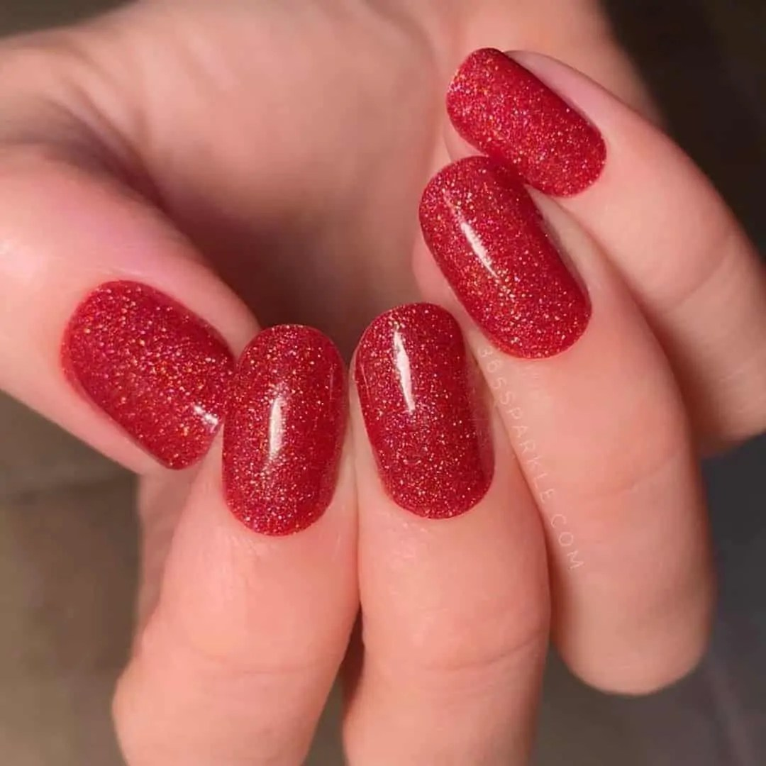 15+ Christmas Nail Ideas You Must See! 17