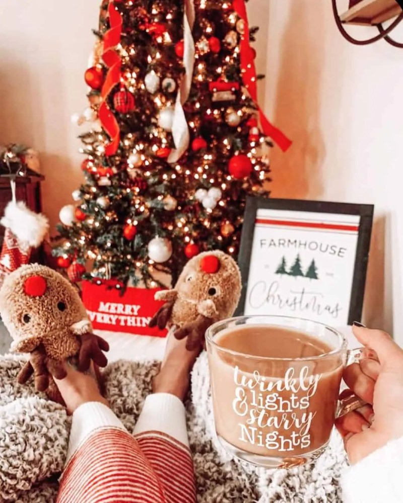 30 Christmas Aesthetic Images you must see: WARNING you will get Christmas mood INSTANTLY! 39