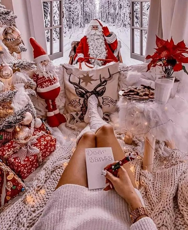 30 Christmas Aesthetic Images you must see: WARNING you will get Christmas mood INSTANTLY! 201