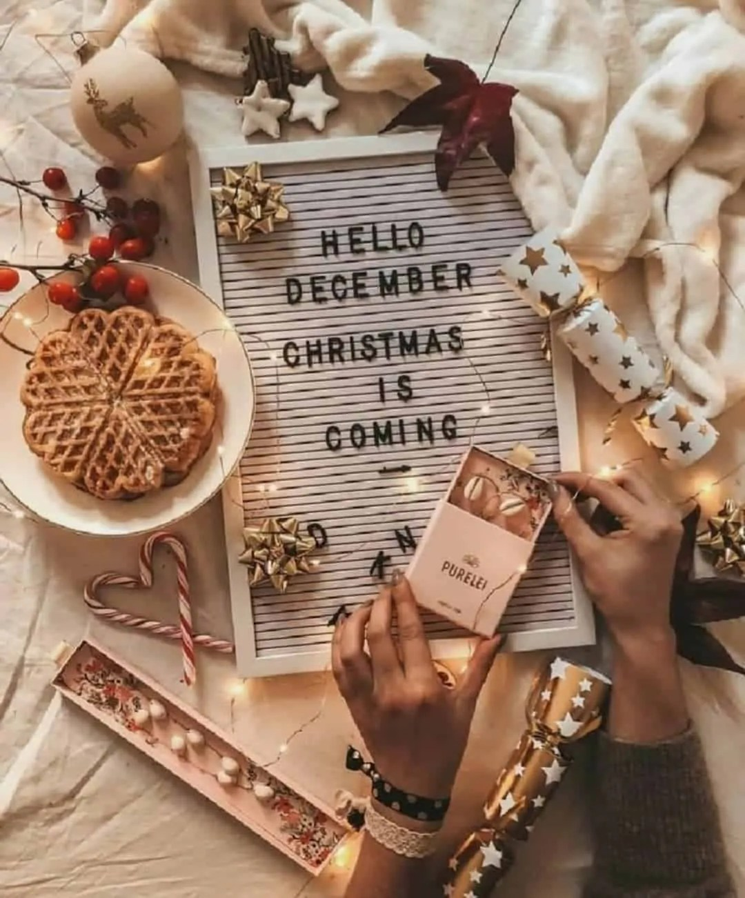 30 Christmas Aesthetic Images you must see: WARNING you will get Christmas mood INSTANTLY! 183