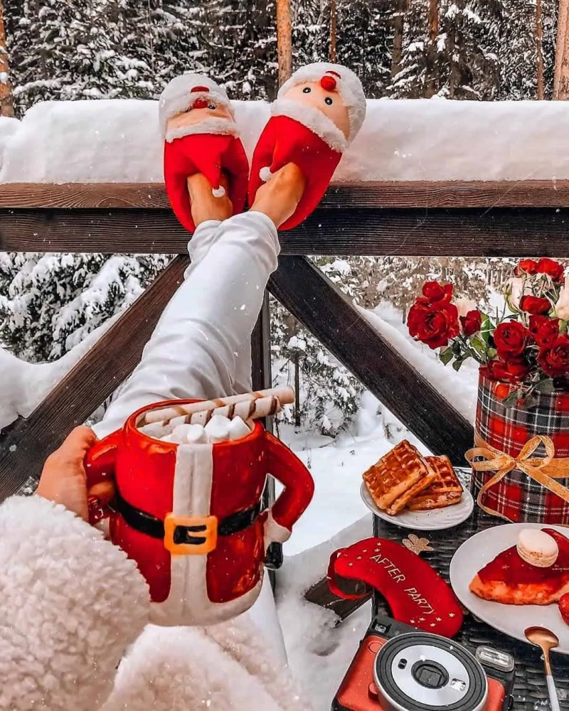 30 Christmas Aesthetic Images you must see: WARNING you will get Christmas mood INSTANTLY! 139