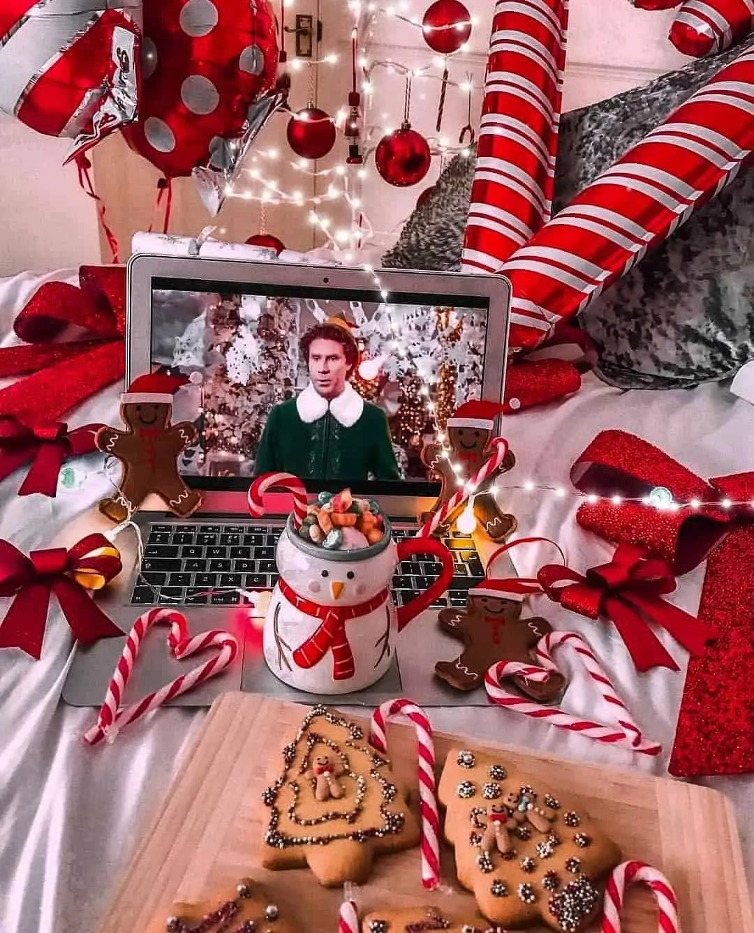 30 Christmas Aesthetic Images you must see: WARNING you will get Christmas mood INSTANTLY! 151