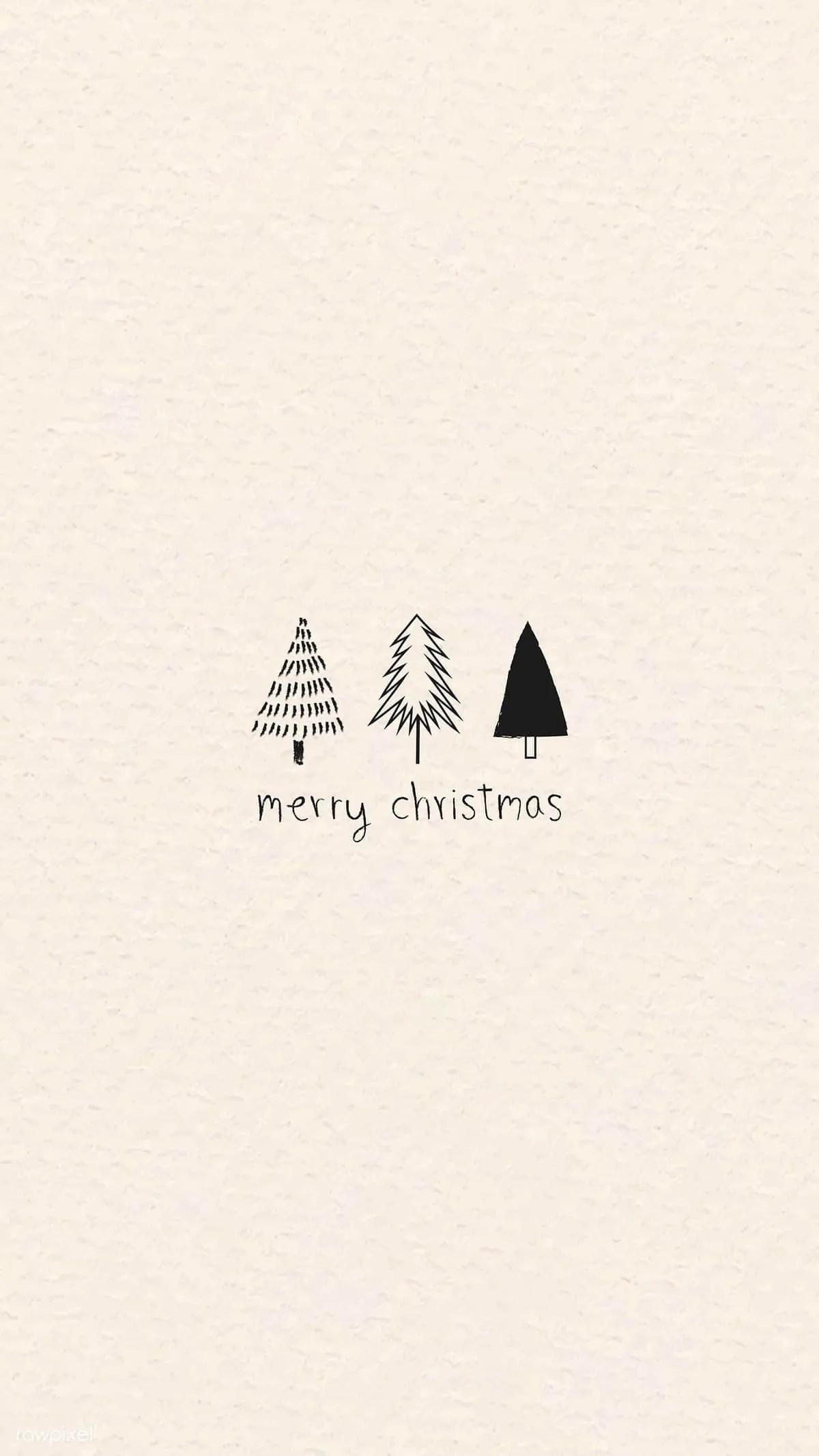 Download-premium-vector-of-Christmas-mobile-phone-wallpaper-vector-1228270 5