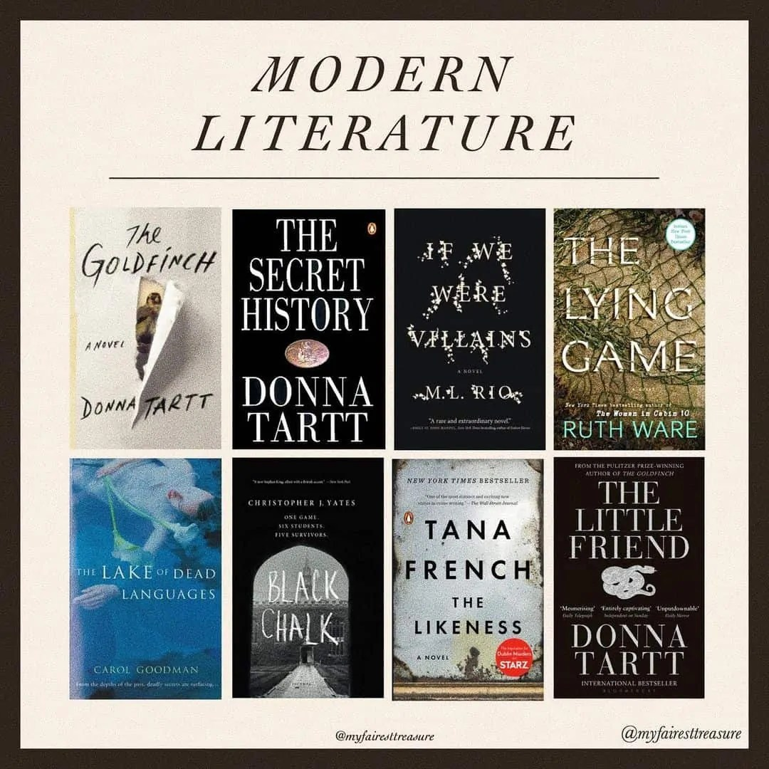 Dark Academia: style, books, and the rest of must-know things! 31