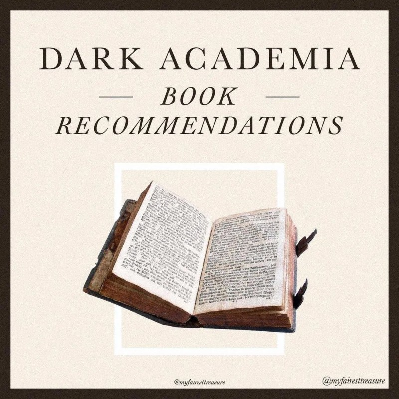 Dark Academia: style, books, and the rest of must-know things! 27