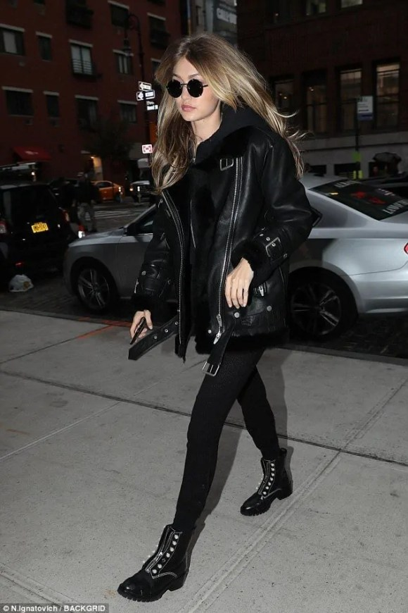 10+Gigi Hadid styles that you must see! 7