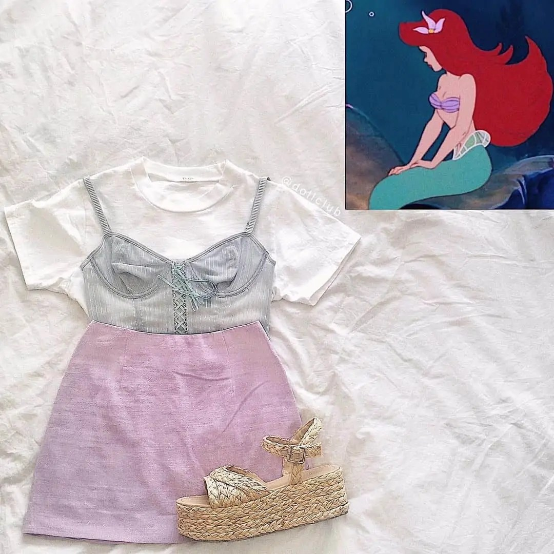 30+ Outfits Inspired by Disney that you have to see! 47