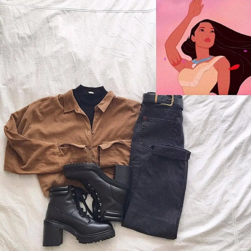 30+ Outfits Inspired by Disney that you have to see! 59
