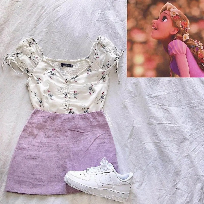 30+ Outfits Inspired by Disney that you have to see! 31