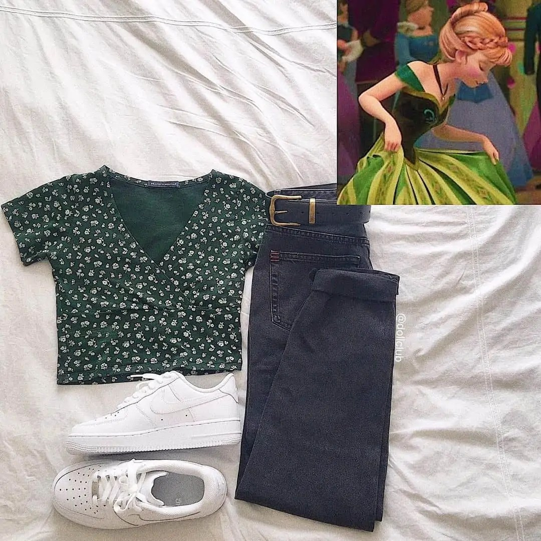 30+ Outfits Inspired by Disney that you have to see! 33