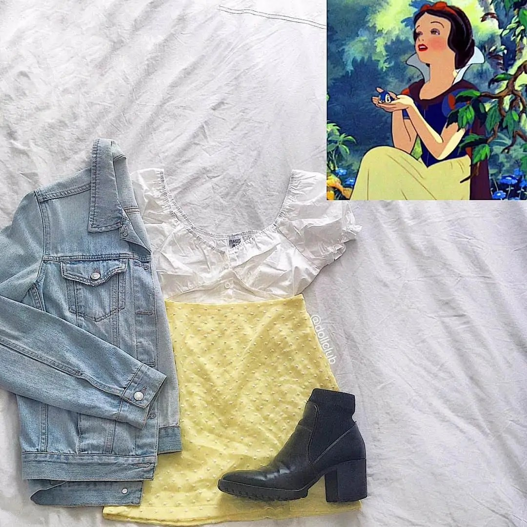 30+ Outfits Inspired by Disney that you have to see! 65
