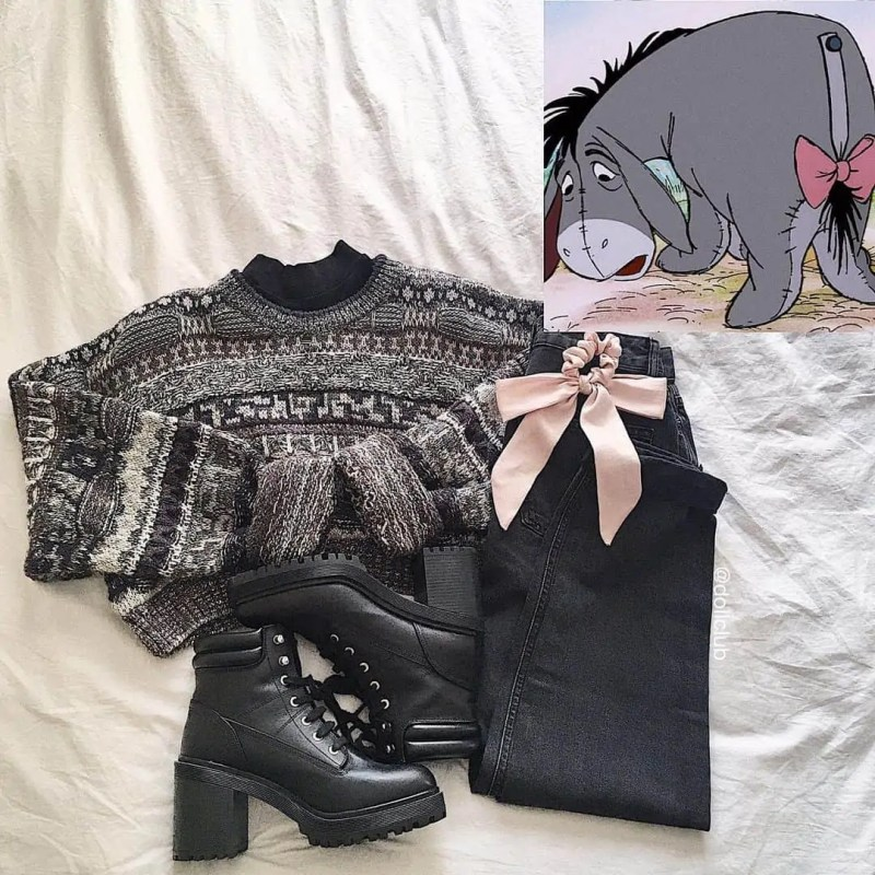 30+ Outfits Inspired by Disney that you have to see! 9