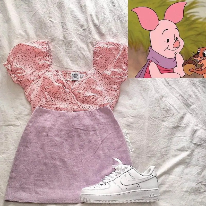 30+ Outfits Inspired by Disney that you have to see! 3