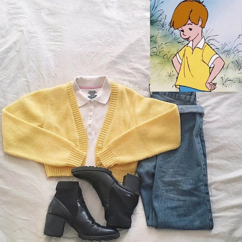30+ Outfits Inspired by Disney that you have to see! 1