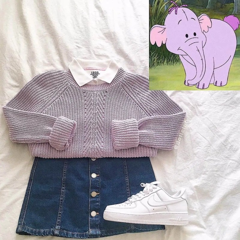 30+ Outfits Inspired by Disney that you have to see! 7