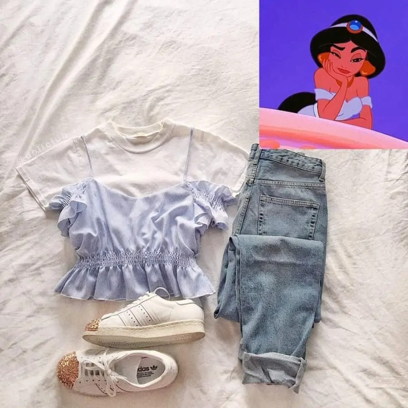 30+ Outfits Inspired by Disney that you have to see! 25
