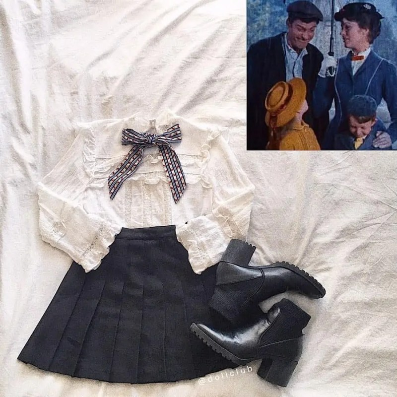 30+ Outfits Inspired by Disney that you have to see! 87