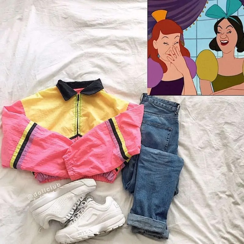 30+ Outfits Inspired by Disney that you have to see! 95
