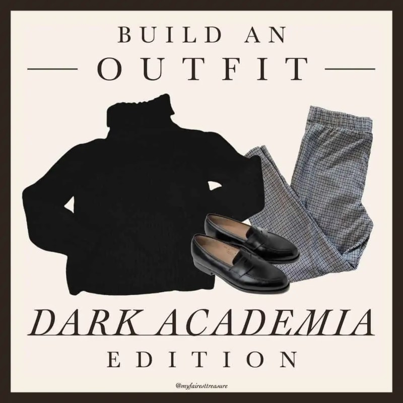 Dark Academia: style, books, and the rest of must-know things! 99