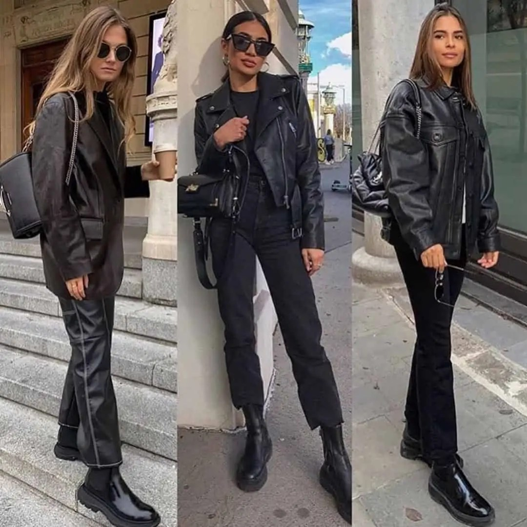 All black outfit ideas that you have to see - ultimate inspo guide 329