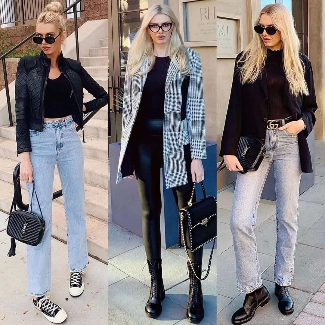 All black outfit ideas that you have to see - ultimate inspo guide 269