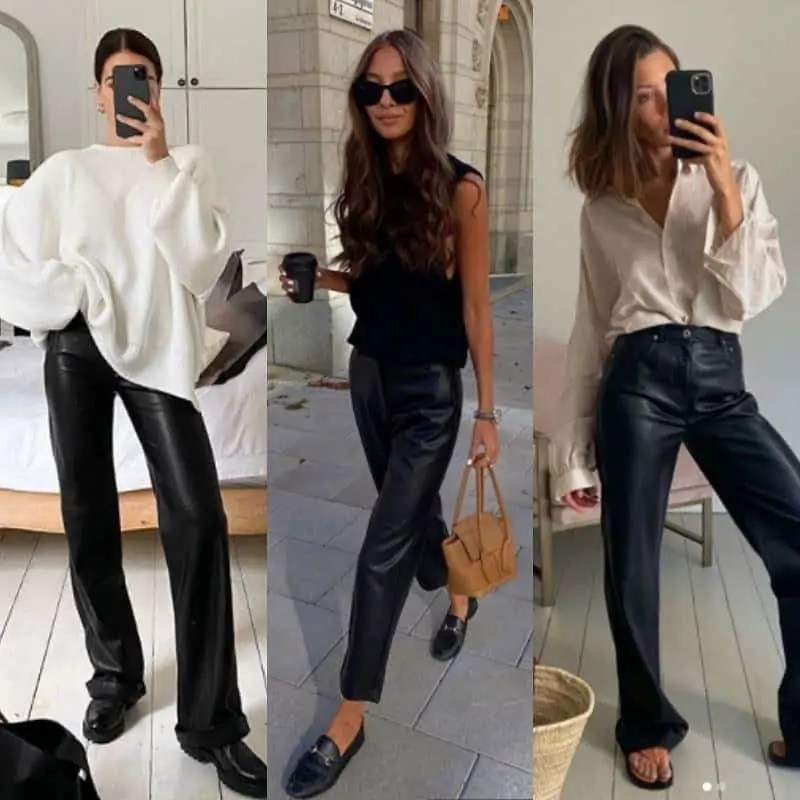 All black outfit ideas that you have to see - ultimate inspo guide 261
