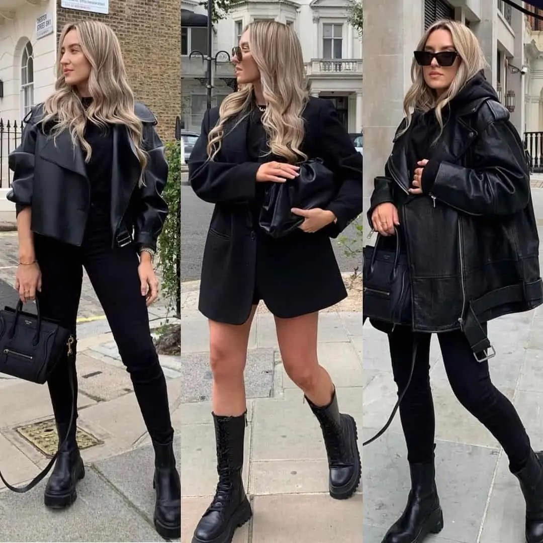 All black outfit ideas that you have to see - ultimate inspo guide 237