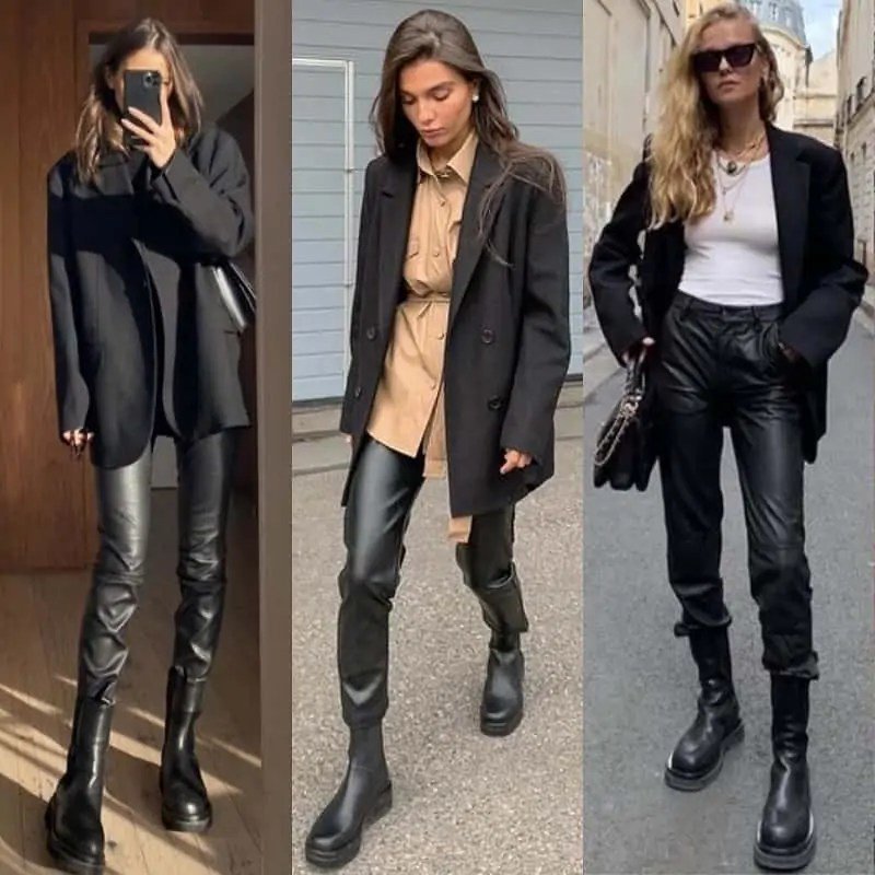 All black outfit ideas that you have to see - ultimate inspo guide 197