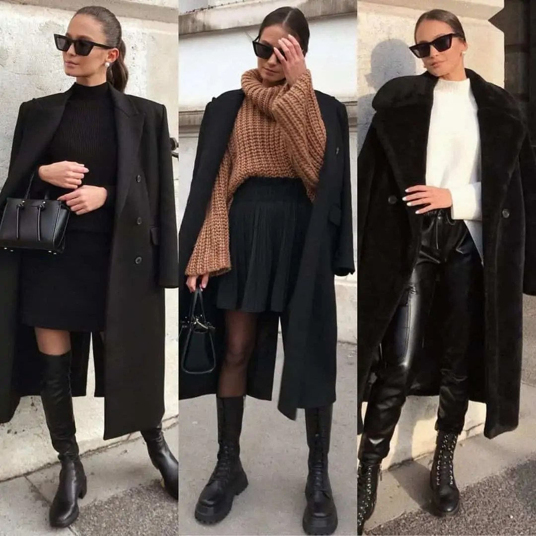 All black outfit ideas that you have to see - ultimate inspo guide 195