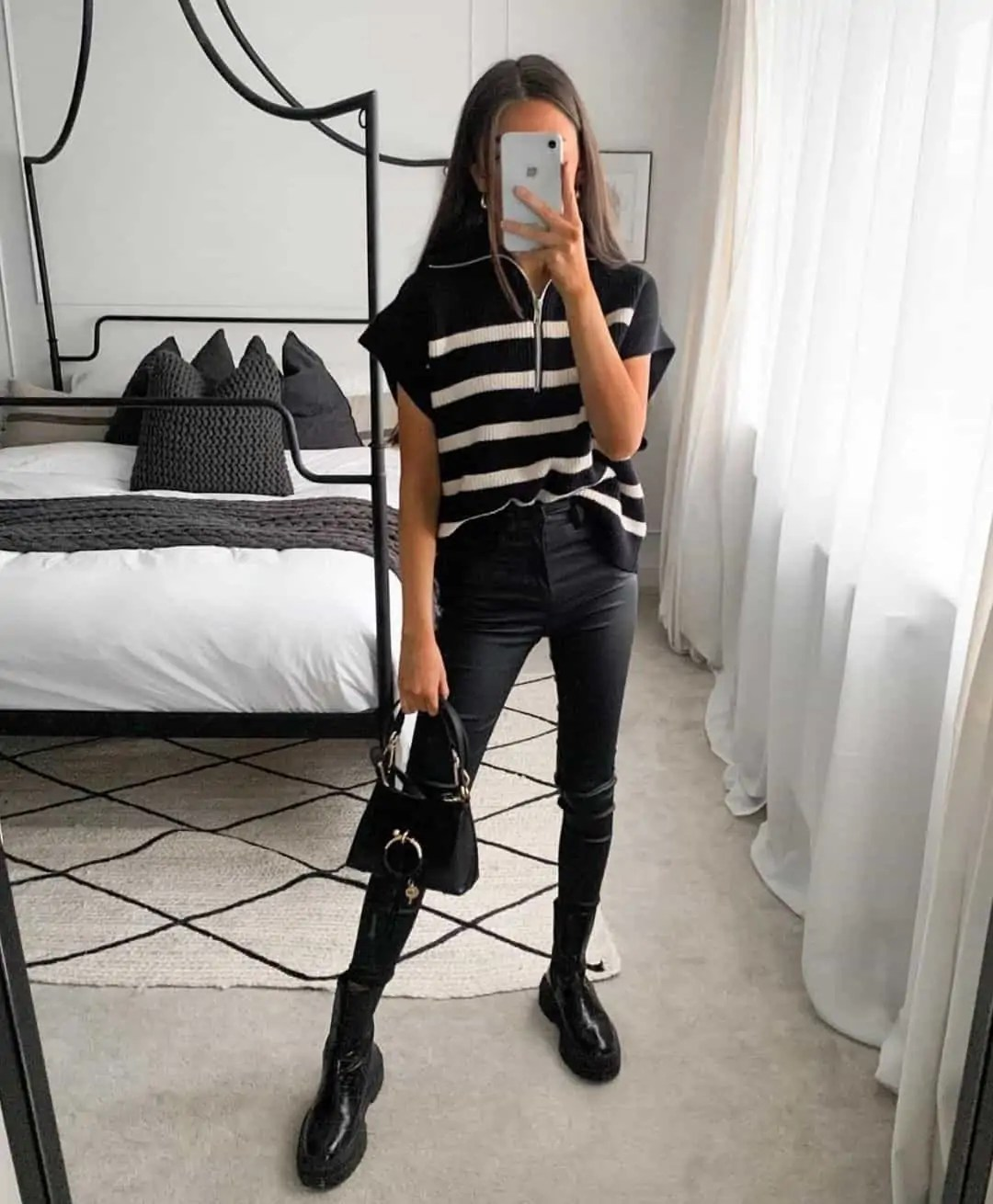 All black outfit ideas that you have to see - ultimate inspo guide 129