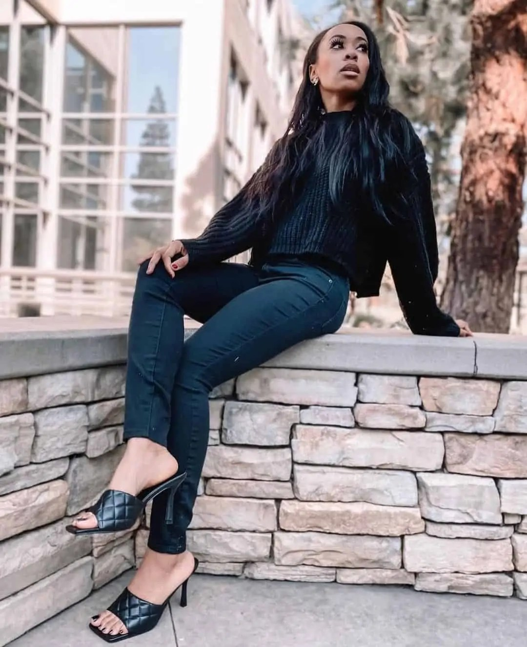 All black outfit ideas that you have to see - ultimate inspo guide 109