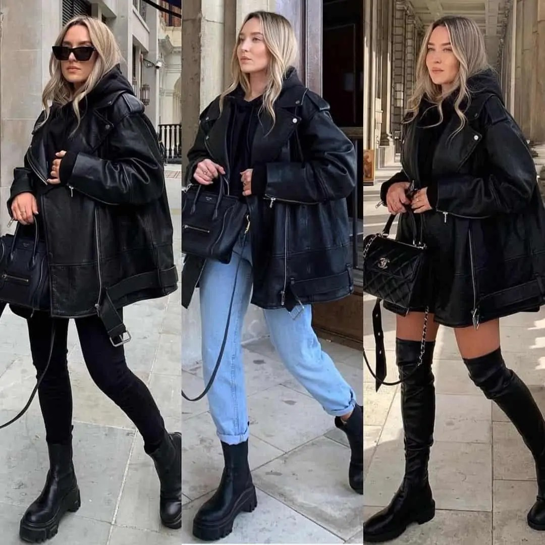 All black outfit ideas that you have to see - ultimate inspo guide 677