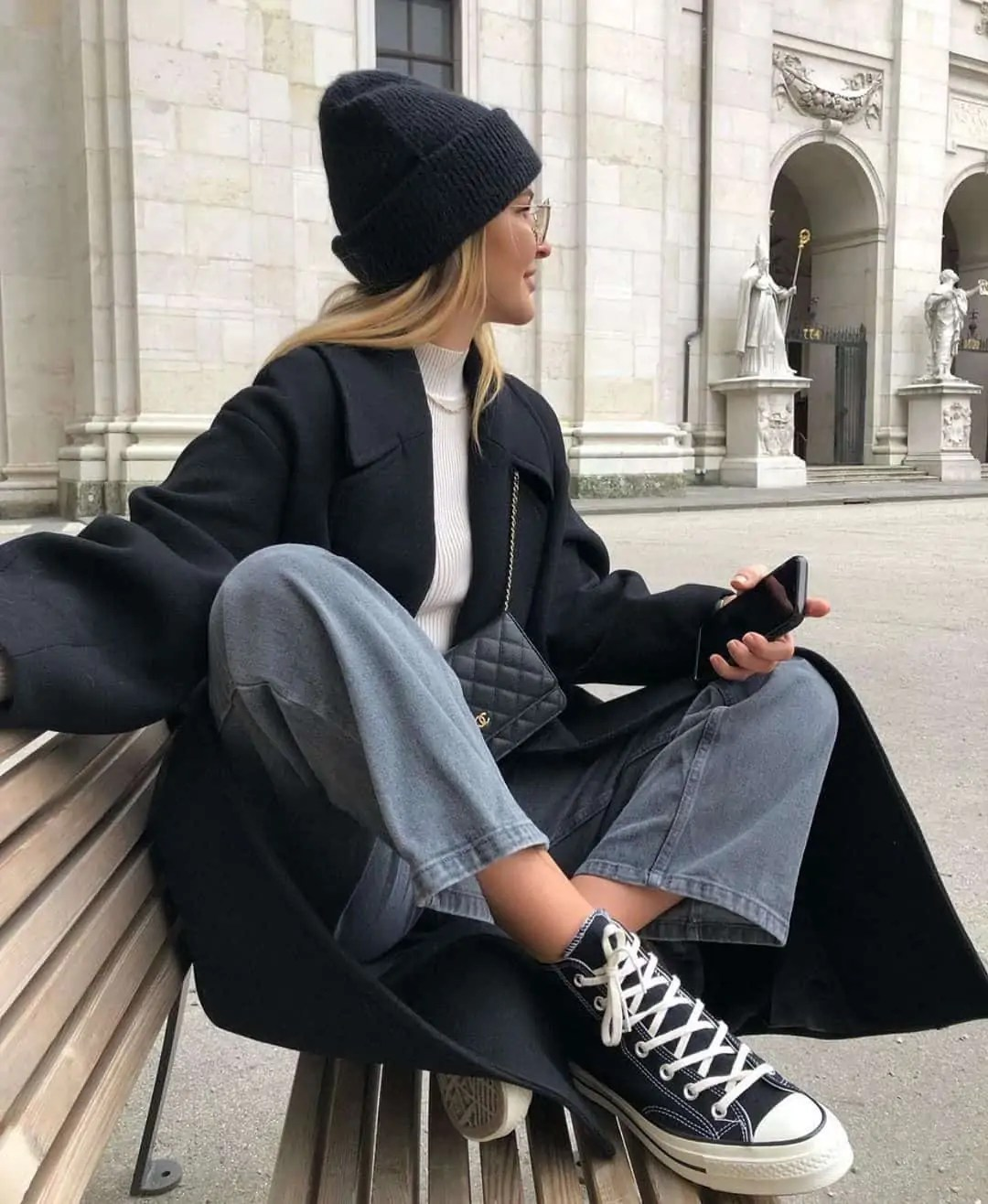 All black outfit ideas that you have to see - ultimate inspo guide 613