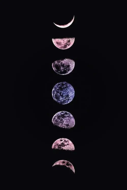 Moon-Phases-Canvas-Print 5