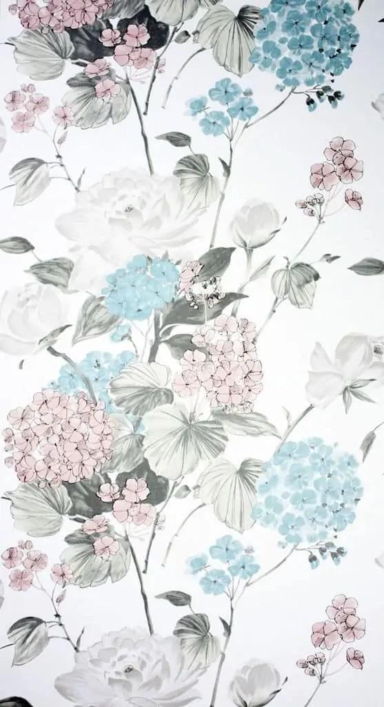 Sample-Penrose-Wallpaper-in-Multi-Color-Garden-Flowers-from-the-Montac 5