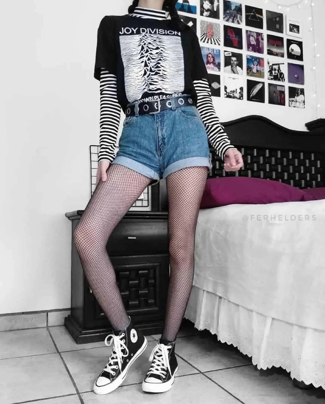 50+ Grunge Outfits that will Inspire you! 35