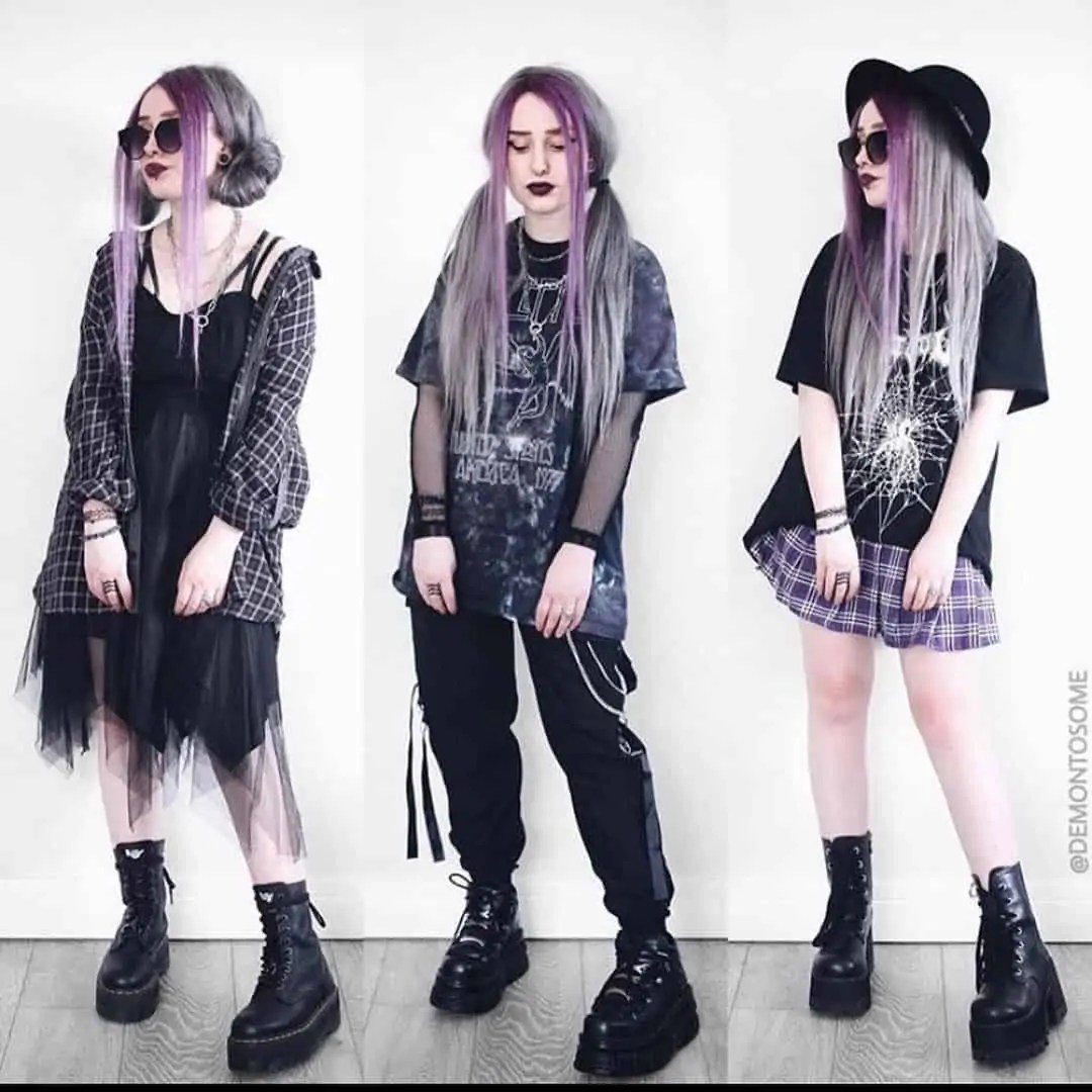 50+ Grunge Outfits that will Inspire you! 23
