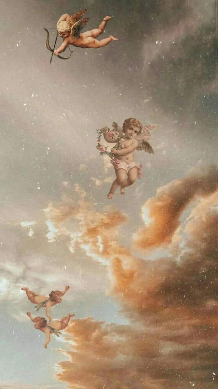 aesthethic-sky-angels 5