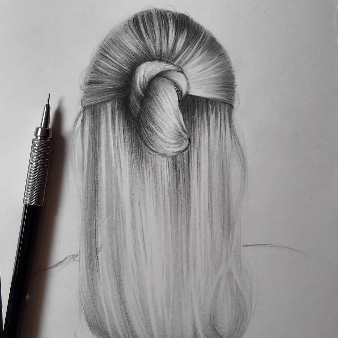100+ Stunning Realistic Portrait Drawings 283