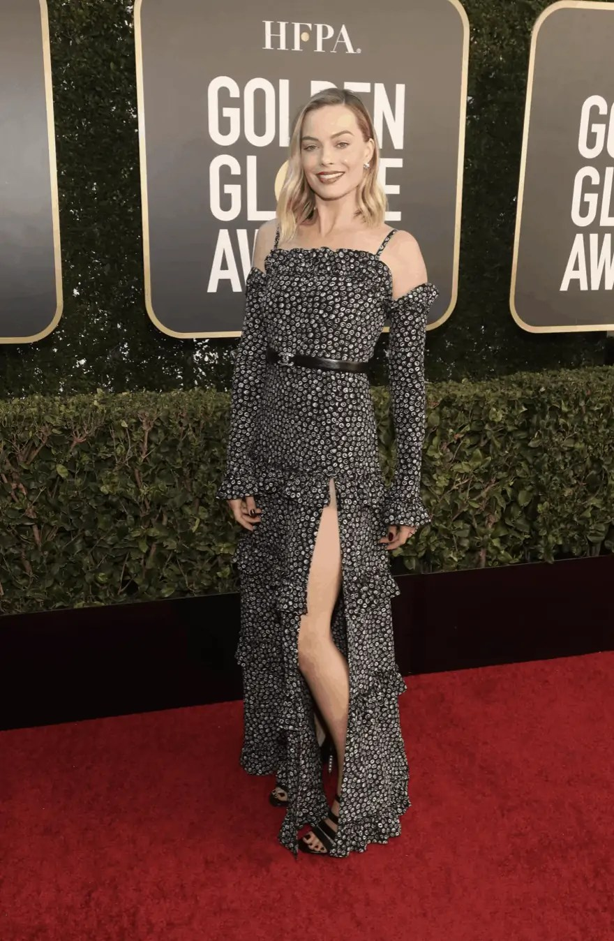 Golden Globes 2021: Best Dressed Celebs you Need to see 19