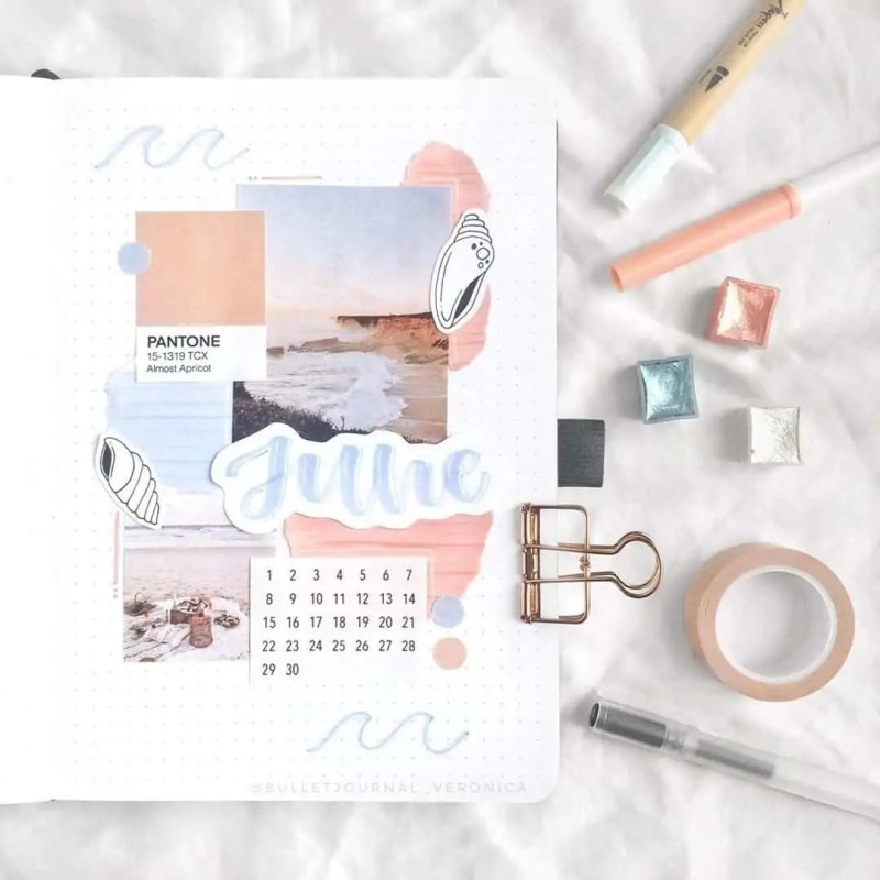 100+ Bullet Journal Ideas that you have to see and copy today! 484