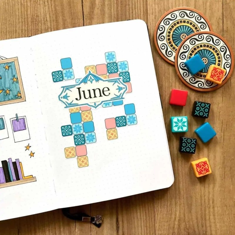 100+ Bullet Journal Ideas that you have to see and copy today! 502