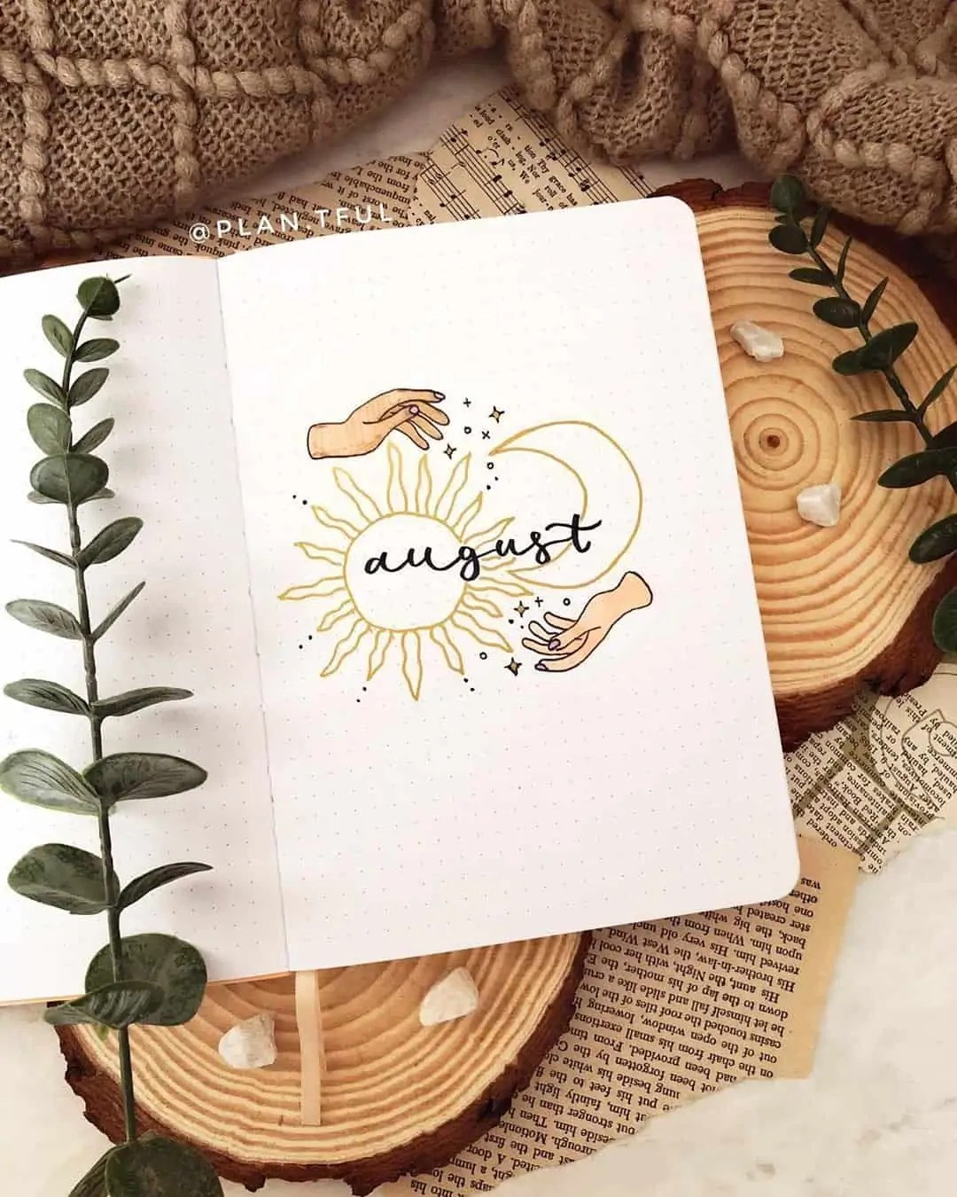 100+ Bullet Journal Ideas that you have to see and copy today! 340